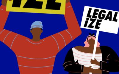 Le mouvement Legalize fulmine contre le gouvernement et l'amende forfaitaire