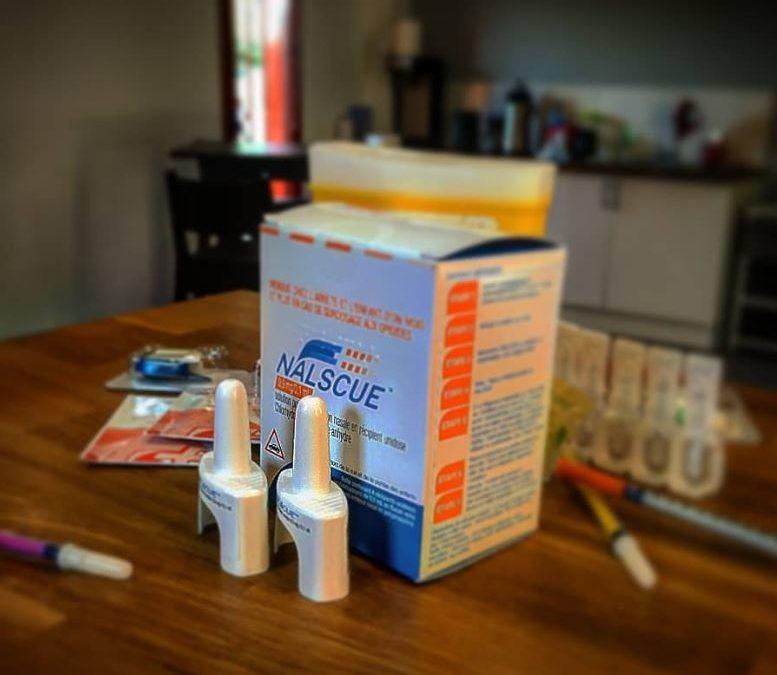 Comment et pourquoi un spray par voie nasale naloxone doit-il être autorisé en pharmacie ?