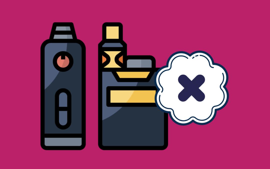 Coronavirus : Les cavistes ouvrent, les boutiques de vapotage et les bureaux de tabac ferment !