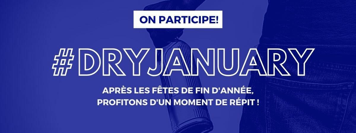 L630 soutient la campagne du Dry January 2021